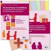 Die Bewerbung und der Eignungstest / Einstellungstest zur Ausbildung zum Bankkaufmann und Kaufmann für Versicherungen und Finanzen