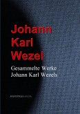 Gesammelte Werke Johann Karl Wezels (eBook, ePUB)