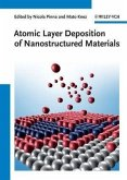 Atomic Layer Deposition of Nanostructured Materials (eBook, ePUB)