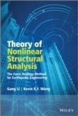 Theory of Nonlinear Structural Analysis (eBook, PDF)