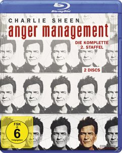 Anger Management - Die komplette 2. Staffel - Charlie Sheen/Selma Blair