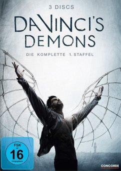 Da Vinci's Demons - Die komplette 1. Staffel DVD-Box - Tom Riley/Laura Haddock