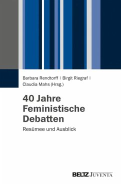 40 Jahre Feministische Debatten (eBook, PDF)