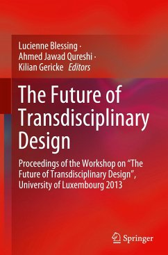 The Future of Transdisciplinary Design