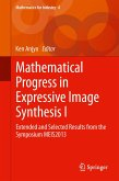Mathematical Progress in Expressive Image Synthesis I