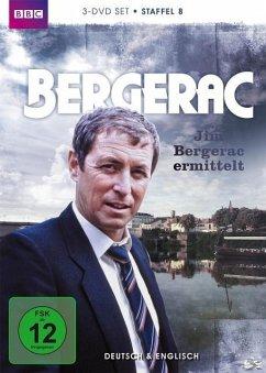 Bergerac - Jim Bergerac ermittelt: Staffel 8 (3 Discs)