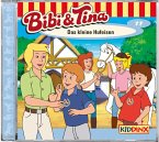 Das kleine Hufeisen / Bibi & Tina Bd.77 (1 Audio-CD)
