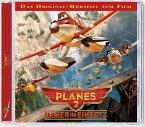 Disney Planes 2 Immer im Einsatz, 1 Audio-CD
