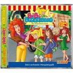 Der Hexenbesendieb / Bibi Blocksberg Bd.111 (1 Audio-CD)