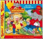 Der Zoo-Kindergarten / Benjamin Blümchen Bd.126 (1 Audio-CD)