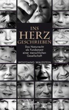 Ins Herz geschrieben - Waldstein, Wolfgang