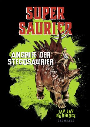Buch-Reihe Supersaurier