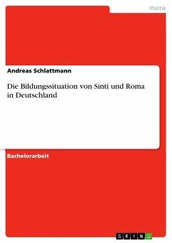 Die Bildungssituation von Sinti und Roma in Deutschland