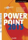 PowerPoint 2013 Basis (eBook, ePUB)