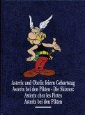 Asterix und Obelix feiern Geburtstag. Astérix chez les Pictes: Die Skizzen, Asterix bei den Pikten / Asterix Gesamtausgabe Bd.13