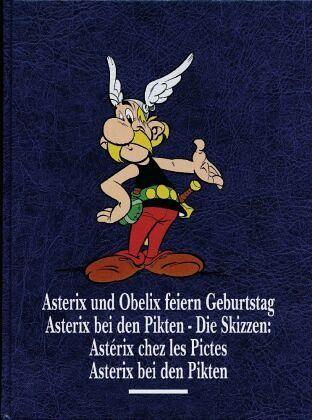 Buch-Reihe Asterix Gesamtausgabe