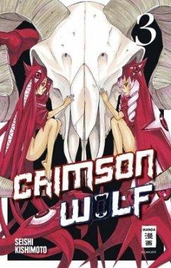 Crimson Wolf / Crimson Wolf Bd.3