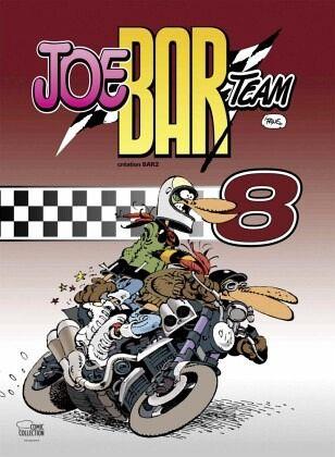 Buch-Reihe Joe Bar Team