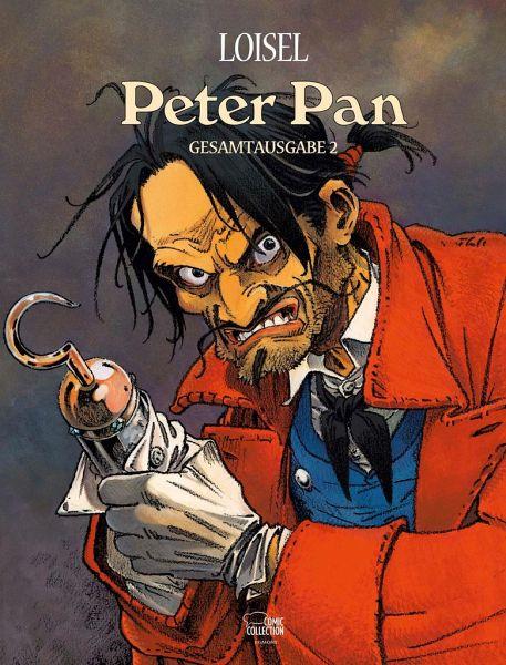 Buch-Reihe Peter Pan Gesamtausgabe