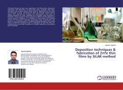 Deposition techniques & fabrication of ZnTe thin films by SILAR method