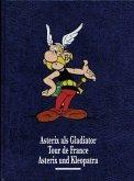 Asterix als Gladiator. Tour de France. Asterix und Kleopatra / Asterix Gesamtausgabe Bd.2