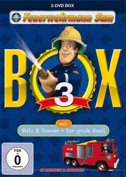 Feuerwehrmann Sam Box 3 2 Discs Auf Dvd Portofrei Bei Bücherde