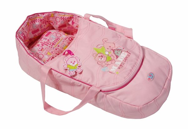 zapf baby born 2 in 1 babytrage und schlafsack. Black Bedroom Furniture Sets. Home Design Ideas