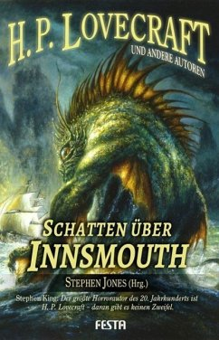 Schatten über Innsmouth - Gaiman, Neil; Lovecraft, H. P.; Smith, Michael Marshall; Tremayne, Peter