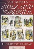 Jane Austen: Stolz und Vorurteil - Illustrierte Sonderausgabe (eBook, ePUB)