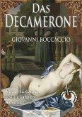 Giovanni Boccaccio: Das Decamerone (Ungekürzte deutsche Ausgabe) (eBook, ePUB)
