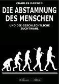 Die Abstammung des Menschen (Illustriert) (eBook, ePUB)