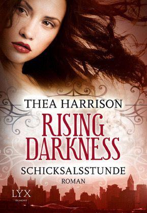 Buch-Reihe Rising Darkness von Thea Harrison