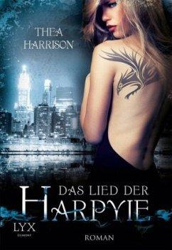 Das Lied der Harpyie / Elder Races Bd.6 - Harrison, Thea