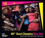 80'S Soul Classics 10cd Box Set (Vol.1 To Vol.5)