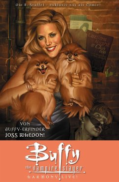Buffy The Vampire Slayer, Staffel 8, Band 5 (eBook, PDF) - Whedon, Joss