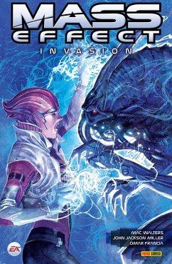 Mass Effect Band 3 - Invasion (eBook, PDF) - Walters, Mac; Francia, Omar