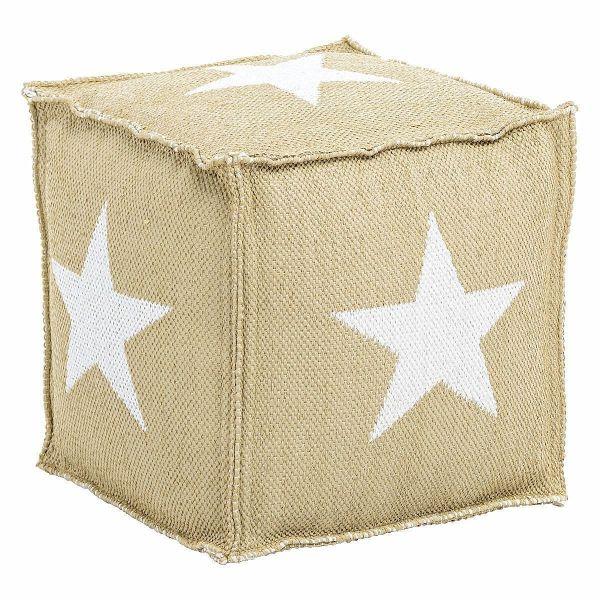 outdoor sitzkissen stars 40 cm. Black Bedroom Furniture Sets. Home Design Ideas