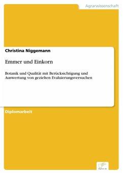 Emmer und Einkorn (eBook, PDF)