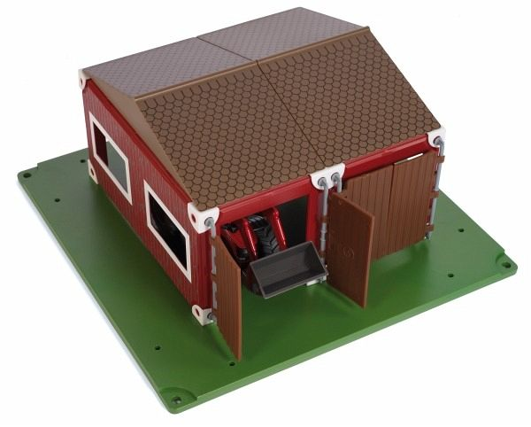 siku 5601 sikuworld farmer startset mit traktor und. Black Bedroom Furniture Sets. Home Design Ideas
