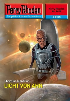 LICHT VON AHN (Heftroman) / Perry Rhodan-Zyklus...