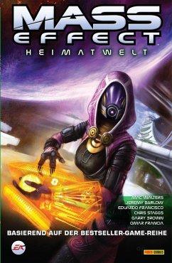 Mass Effect Band 4 - Heimatwelt (eBook, PDF) - Barlow, Jeremy; Walters, Mac