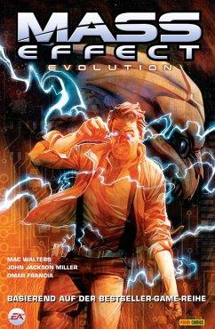 Mass Effect Band 2 - Evolution (eBook, PDF) - Miller, John Jackson; Walters, Mac