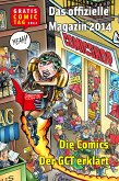 Gratis Comic Tag Magazin 2014 (eBook, ePUB)