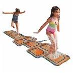 Wasser-Hüpfspiel Sprinkler, mit rutschfester Oberfläche