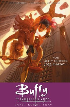 Buffy The Vampire Slayer, Staffel 8, Band 4 (eBook, PDF) - Whedon, Joss