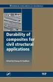 Durability of Composites for Civil Structural Applications (eBook, ePUB)