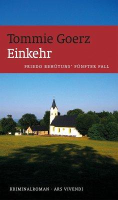 Einkehr (eBook) (eBook, ePUB) - Goerz, Tommie
