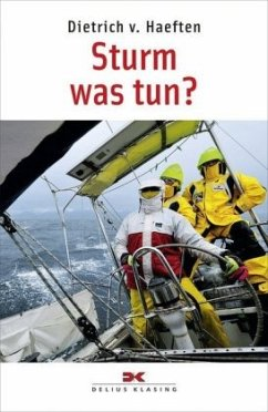 Sturm, was tun?
