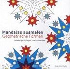 Mandalas ausmalen - Geometrische Formen