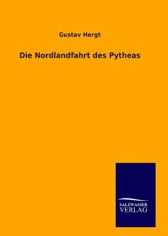 9783846094600 - Hergt, Gustav: Die Nordlandfahrt des Pytheas - Libro